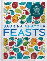 Boek cover Feasts van Sabrina Ghayour