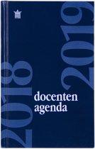 Docenten Agenda- Lerarenagenda 2019-2020 - BLAUW Hard Cover