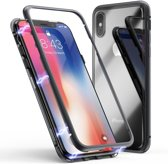 iPhone 6 / Iphone 7 / iPhone 8 Hoesje / Zilver / Underdog Tech / Magnetic Case / Slim Design / Krasbestendig