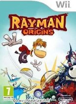 Rayman: Origins - Wii