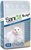 Sanicat Budget Kattenbakvulling - 30 l