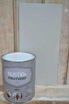 Rustiek Krijtverf 0,5 liter Mist