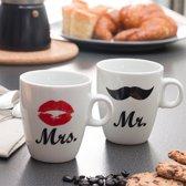 Mr & Mrs Individuele Mokken Mr