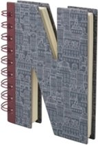 Alphabooks - Notebook - Letter N