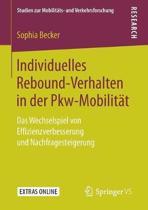 Individuelles Rebound-Verhalten in Der Pkw-Mobilit t