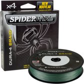 SPIDERWIRE DURA-4 BRAID GEEL 0.10MM 150MTR