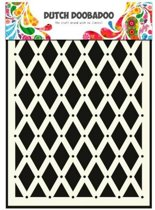 Dutch Doobadoo Dutch Mask Art stencil Diamond A5 470.715.018
