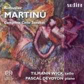 Martinu: Complete Cello Sonatas