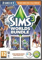Sims 3 Worlds Bundle (Includes Monte Vista & Hidden Springs) /PC