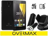 Overmax 4G Smartphone Vertis 5021 Aim 5 Inch, Android 5.1 met DUOSIM