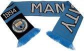 Manchester City - Sjaal - Since 1894 - Navy/Blauw