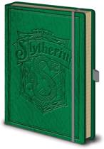 Harry Potter Premium Notitieboek - Slytherin