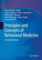 Principles and Concepts of Behavioral Medicine