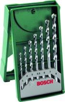 Bosch X-Line steenborenset- 7-delig - Voor steen