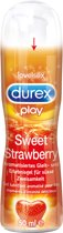 Durex Play Strawberry 50 ml (6 Pcs)