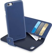 Cellularline Combo mobiele telefoon behuizingen 11,9 cm (4.7'') Folioblad Blauw