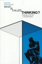 What Is Called Thinking