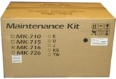 MK-716 maintenance kit standard capacity 500.00 pagina's 1-pack
