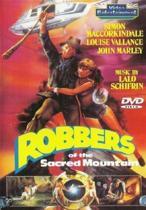 Robbers of the Sacred Mountain (import) (dvd)