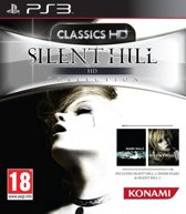 Konami Silent Hill HD Collection, PS3
