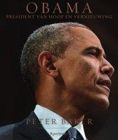 Boek cover Obama van Peter Baker (Hardcover)