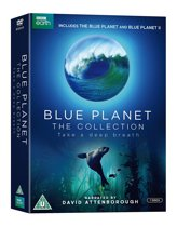 Blue Planet: The Collection Serie 1 en 2 DVD (Import)