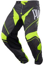 Pull-In Crossbroek Challenger Grey/Lime-28