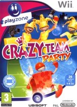 Crazy Team Party
