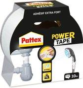 Pattex Power Tape Ducttape Ducktape Waterbestendig - 10 Meter - wit