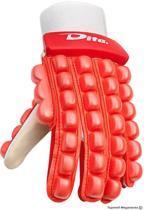Dita Glove Super Plus Sr. - Zaalhockeyhandschoen - Links - Maat L - Rood