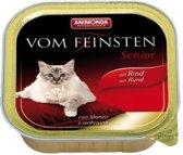 Animonda Vom Feinsten - Senior rund - 32x100 gr.