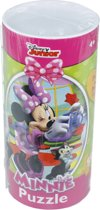 Jumbo Minnie Mouse- Puzzel in koker - 50 stukjes
