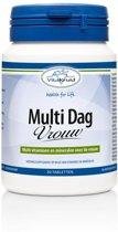 Vitakruid Multi Dag Vrouw Voedingssuplement - 30 tabletten