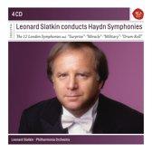 Leonard Slatkin - Conducts Haydn