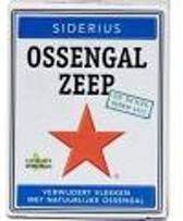 Ossengalzeep stukje Siderius 90 gram 2 verpakkingen