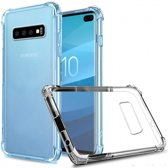 Anti-shock back cover transparant Samsung Galaxy S10