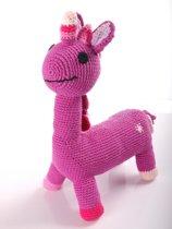 Pebble knuffel - Eenhoorn - Roze