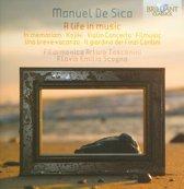 De Sica: In Memoriam, Violin Concerto, Una Breve V