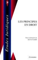 Les principes en droit