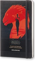 Moleskine Limited Edition Game of Thrones - Notebook - Large - Plain
