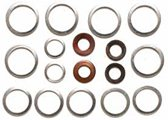 Sealing washer kit for fuel system suitable for Volvo Penta