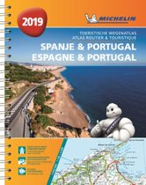 ATLAS MICHELIN SPANJE & PORTUGAL 2019