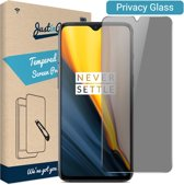Just in Case Privacy Tempered Glass OnePlus 7 Protector - Arc Edges