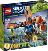 LEGO NEXO KNIGHTS Duel tussen Techexperts - 72004
