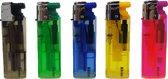 5 Stormaanstekers - Stormaansteker Met Windproof Verstelbare Stormvlam - Gasaansteker - Gasbrander - Vuurwerk - Kaarsen- Hervulbaar