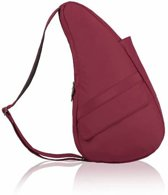 HEALTHY BACK BAG Rugzak - Micorfibre - Garnet - Small - 7303-GA