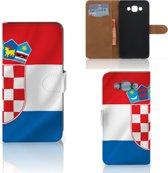 Bookstyle Case Samsung Galaxy E7 Kroatië