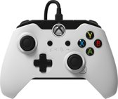 PDP Gaming Controller - Wit - Xbox One + PC