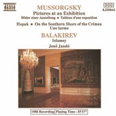 Mussorgsky: Pictures at an Exhibition, etc / Jeno Jando