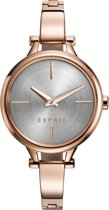 Esprit ES109102002 - Horloge - Staal - 32 mm - Rosékleurig
